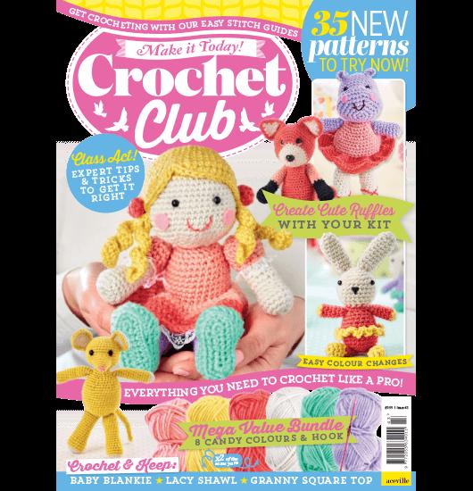 Crochet Club issue 4