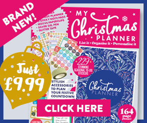 Craftstore - Christmas Planner Accessories Kit