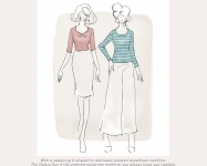 6 Jennifer Lauren Top & Pinafore Patterns