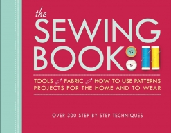 5 copies of The Sewing Book