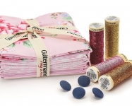 4 Gutermann Fabric Bundles